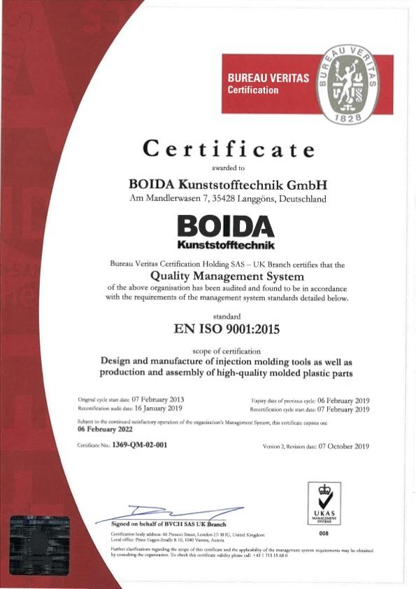 1369 QM 02 001 Boida Deutschland 9001 englisch V2 ausgestellt.pdf1369 QM 02 001 Boida Deutschland 9001 englisch V2 ausgestellt